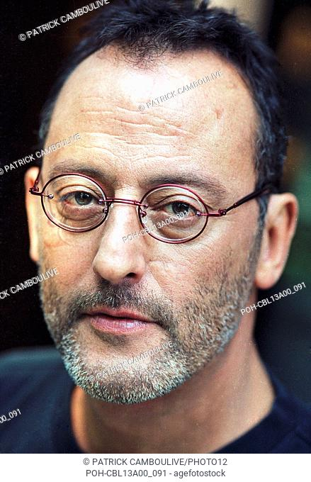 Jean Reno, french actor. 2002 Photo Patrick Camboulive. It is forbidden to reproduce the photograph out of context of the promotion of the film