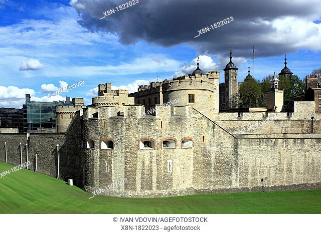 The Tower of London, London, UK