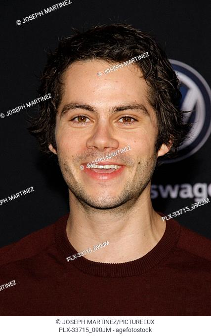 """Dylan O'Brien at the Premiere of Paramount Pictures' """"""""Bumblebee"""""""" held at the TCL Chinese Theatre in Hollywood, CA, December 9, 2018"""