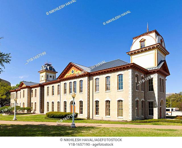 John W  Hargis Hall, Austin, TX