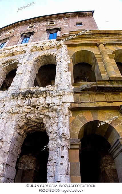 Teatro di Marcello, Rome, Italy, Europe