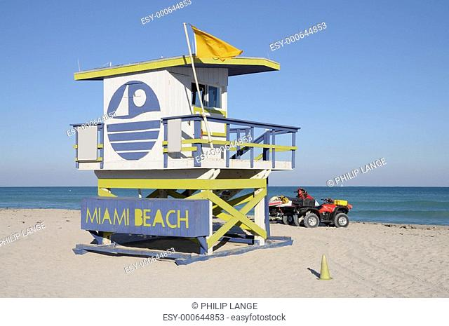 Miami Beach, Florida USA