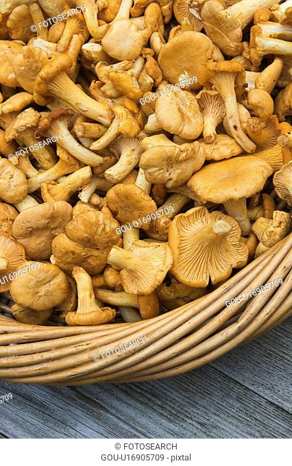 Basket, Close- Up, Food And Drink, Fungus, Health