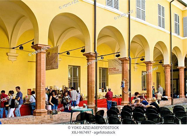 St  Margherita palace, Modena, Italy