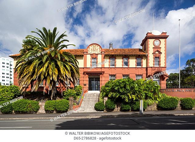 New Zealand, North Island, Tauranga, Old Tauranga Post Office