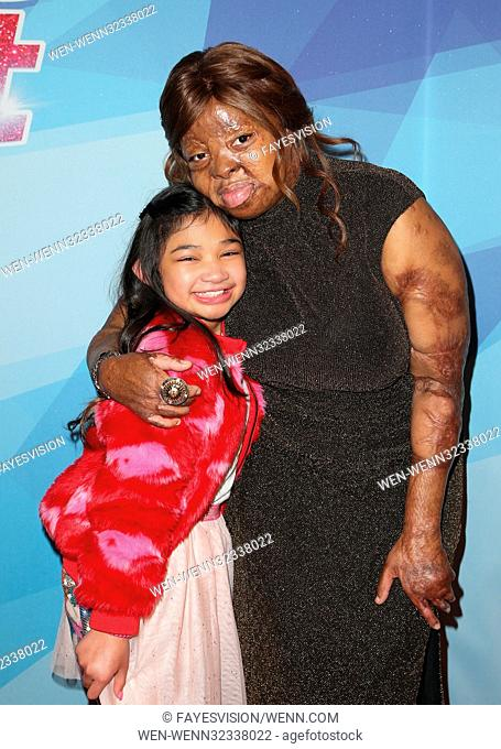 NBC's 'America's Got Talent' Season 12 Finale Week Featuring: Angelica Hale, KECHI Where: Hollywood, California, United States When: 21 Sep 2017 Credit:...