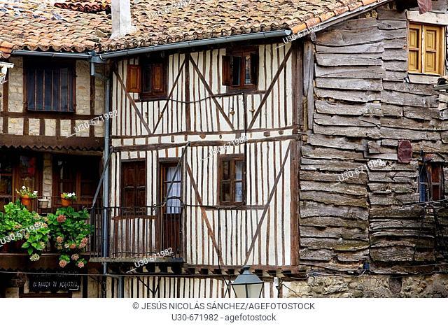 Mogarraz. Las Batuecas-Sierra de Francia Natural Park, Salamanca province, Spain