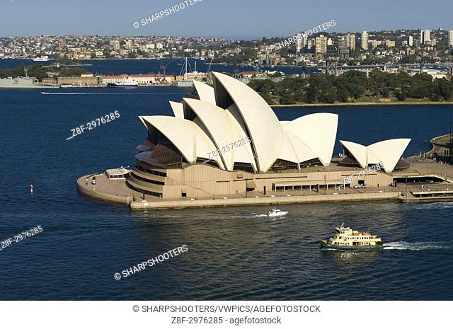 Opera House, Sydney, New South Wales, Australia