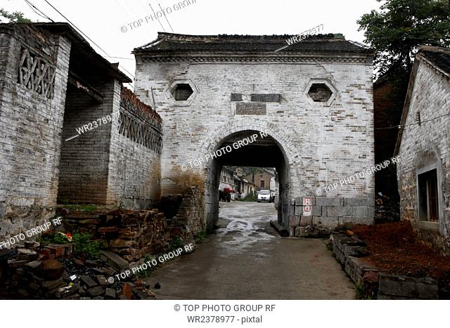 The first close the patio level Eight Jingxing mining district Patio Guan Cun Zezhou County Jincheng City Shanxi Province China