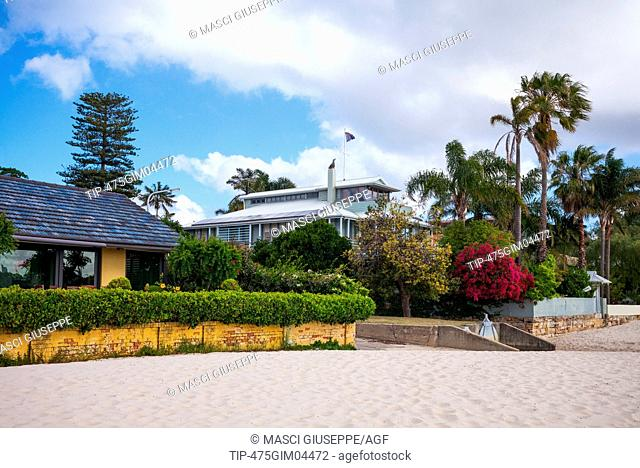Australia, Sydney, villas in Rose Bay beach