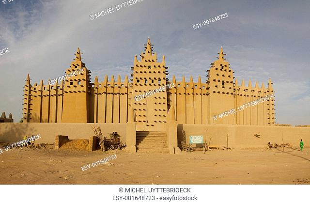 Djenne, African City of Mud