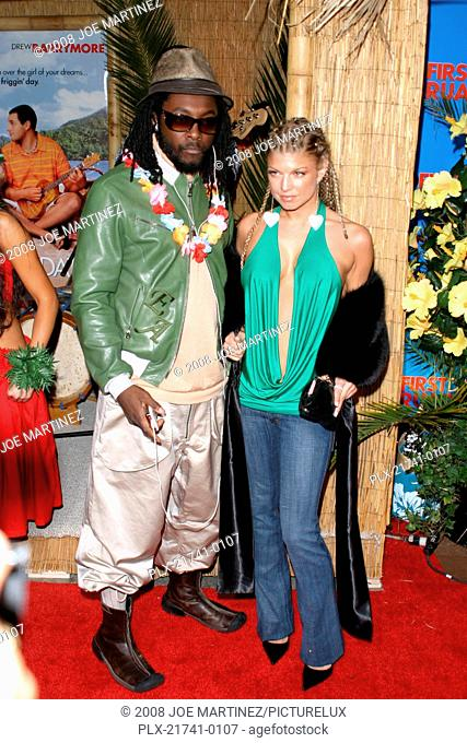Fifty First Dates Premiere 02/03/04 The Black Eyed Peas Photo by Joe Martinez