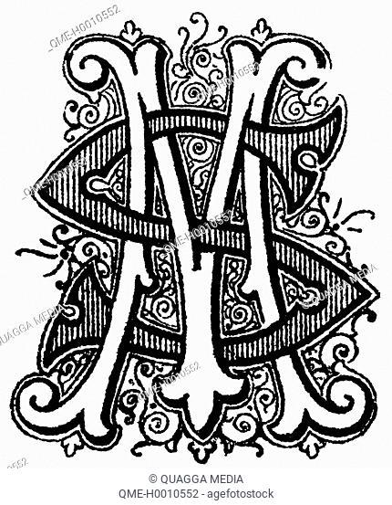 monogram SM