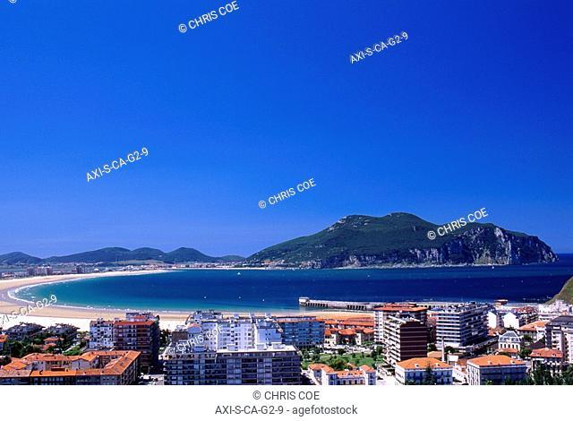 Beach & Bay, Laredo, Cantabria, Spain