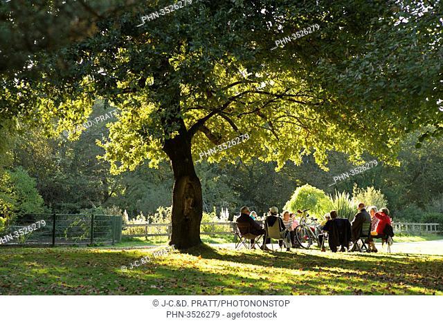 France, South-Western France, Merignac, Parc du Vivier