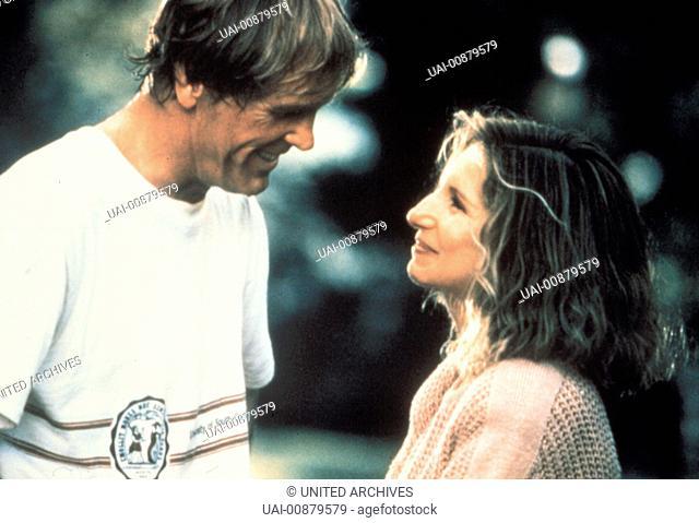 herr der gezeiten - Als Susan (BARBRA STREISAND) und Tom (NICK NOLTE) immer tiefer in die bewegte Familiengeschichte von Tom eindringen