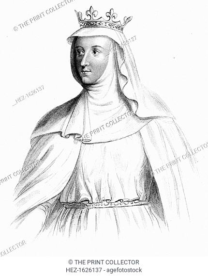 Marguerite of France, Queen of Edward I of England. Marguerite of France (1282-1317) was the second wife of Edward I. They were married in 1299