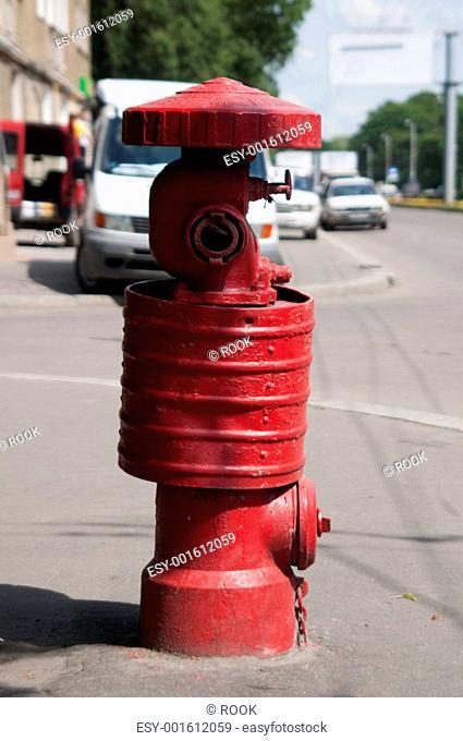 hydrant set three