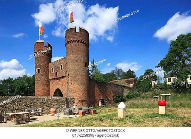 Germany, Zuelpich, Zuelpicher Boerde, Fore-Eifel, Eifel Foreland, Rhineland, North Rhine-Westphalia, NRW, horticultural show of NRW 2014, park