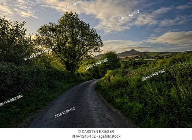 Sugarloaf Mountain, County Wicklow, Leinster, Republic of Ireland, Europe