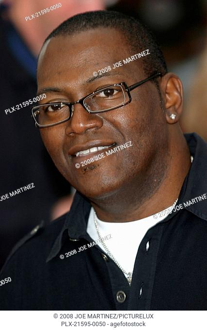 Dr. Seuss's: The Cat in the Hat Premiere 11-8-03 Randy Jackson Photo By Joe Martinez