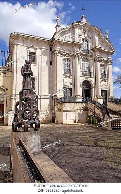 Historic city, Lisbon, Portugal