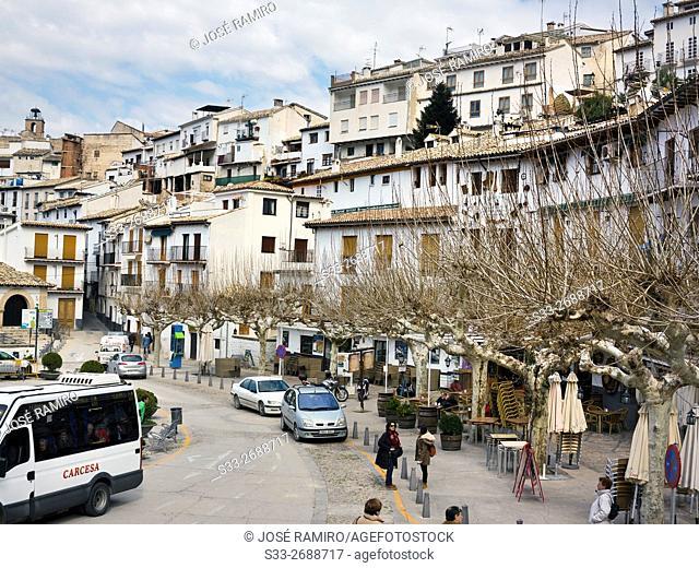 Cazorla. Jaén. Andalucía. Spain. Europe