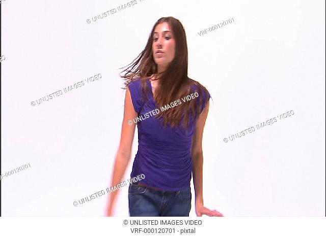Girl Dancing 10