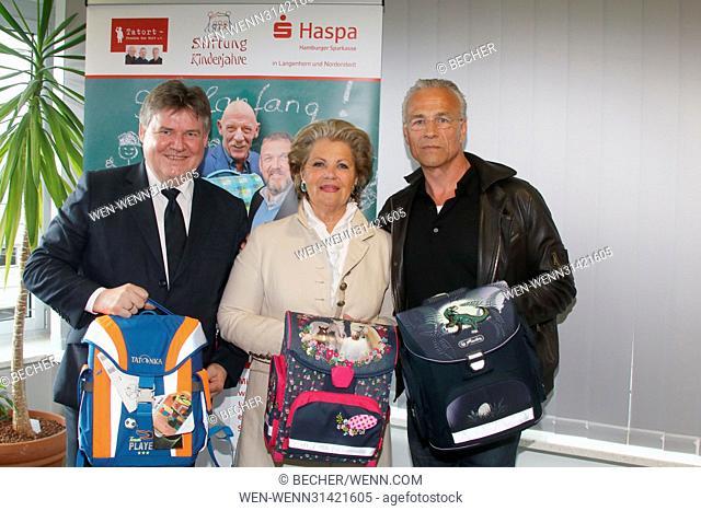 87b3f677907d5 Klaus J. Behrendt and Haspa support charity campaign  Wir starten gleich