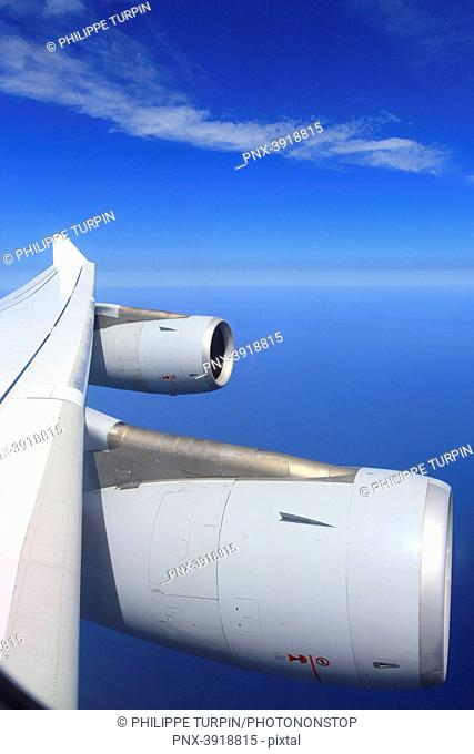 Boeing wings