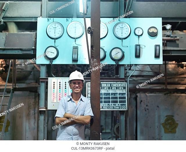Supervisor In Sugar Cane Factory