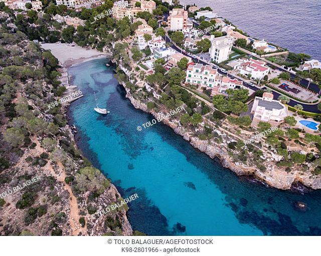 cala Pi, Mallorca, balearic islands, spain, europe