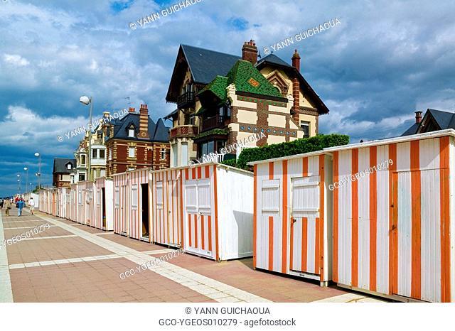 Houlgate,Calvados,Basse Normandie,France