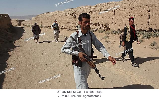 illegal armed groups in Afghanistan