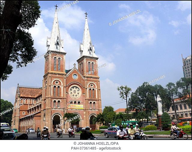 Situated right in the heart of Hochiminh City is the most famous landmark as well as core Cathedral of the city, Saigon Notre-Dame Cathedral - Established by...