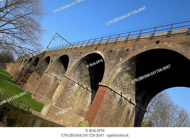 Railway Bridge, Chelmsford, Essex, Essex, UK