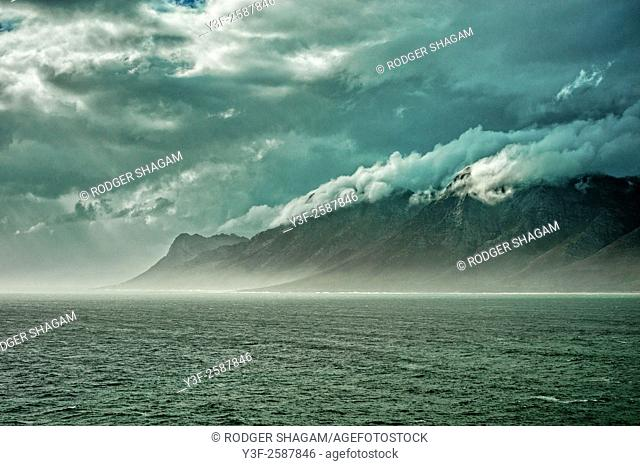 East Coast of False Bay, Cape Town