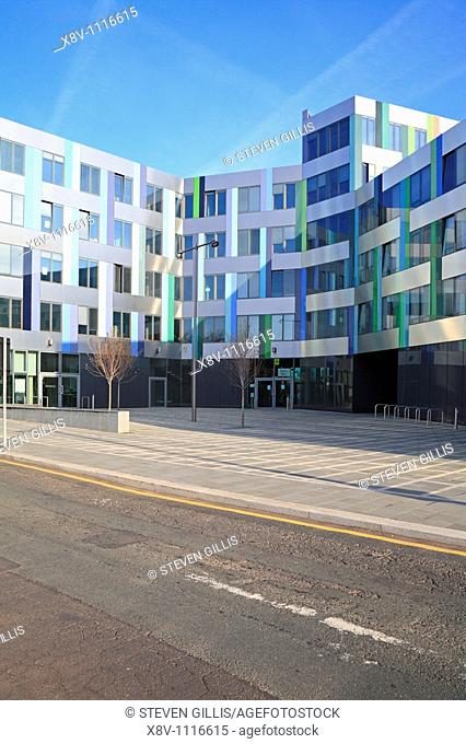 Jessop West, University of Sheffield, Sheffield, South Yorkshire, England, UK
