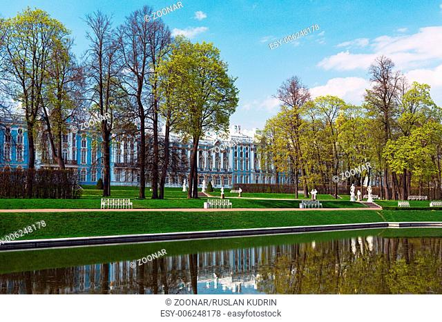 Catherine Palace overview