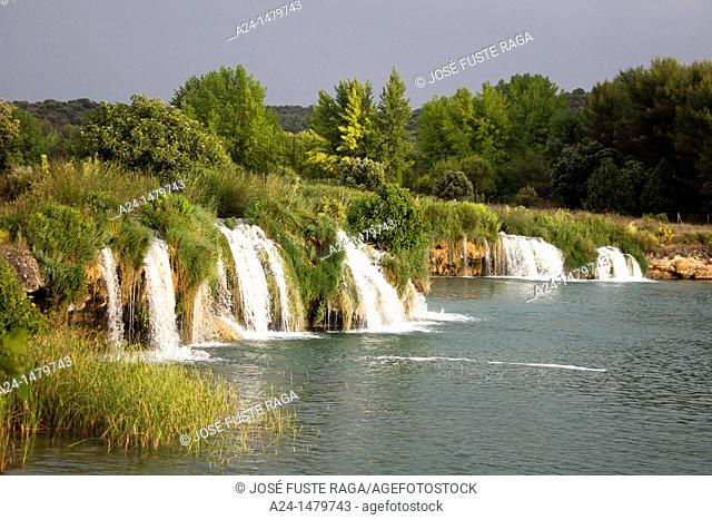 Spain, spring 2011,Albacete province ,Laguna de Ruidera National Park