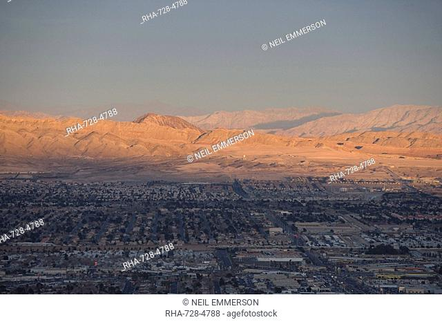 East Las Vegas, Nevada, United States of America, North America