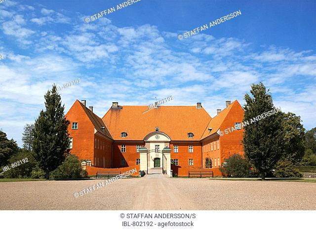 Krapperupp castle, Skåne, Sweden