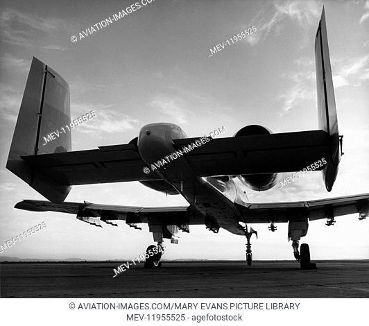 Fairchild A-10 Thunderbolt II / 2 Parked