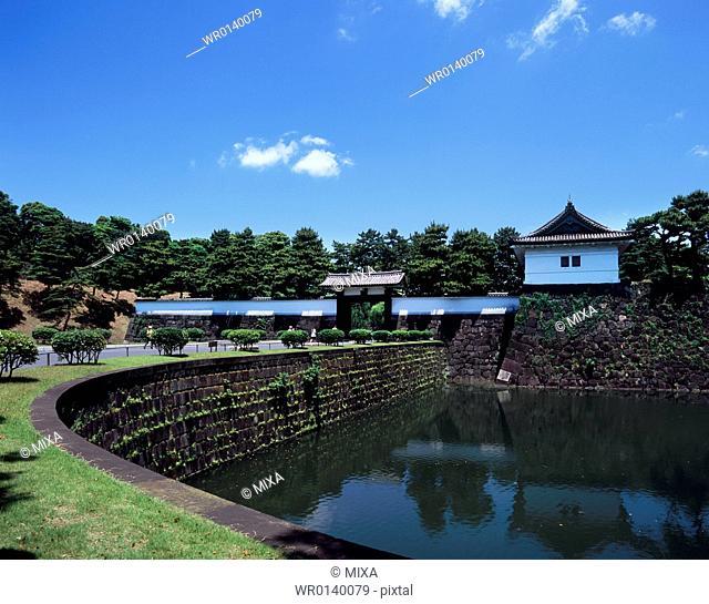 Sakuradamon Gate, Chiyoda, Tokyo, Japan