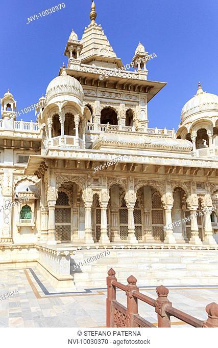 Jaswant Thada Cenotaph, Jodhpur, Rajasthan, India