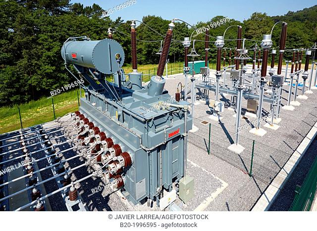 Electrical Substation. Ingrid. New experimental infrastructure for Smart Grids. Laboratory at an international level, with a great experimental capacity in...