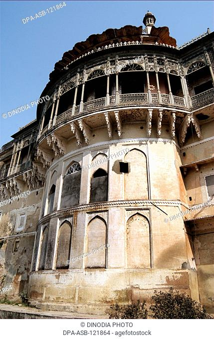 Ramnagar Fort which was built in 1750AD by the Maharaja of Banaras ; is on the right bank of River Ganges at Varanasi ; or banaras ; (also known as Kashi) ;...