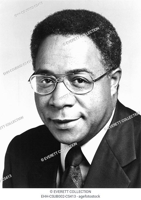 Alex Haley was the author of 'ROOTS, SAGA OF AN AMERICAN FAMILY.' In 1977 ABC adapted ROOTS into a television miniseries that attracted 130 million viewers