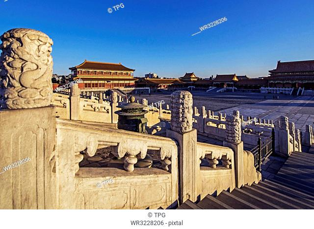 The Imperial Palace;Beijing; China
