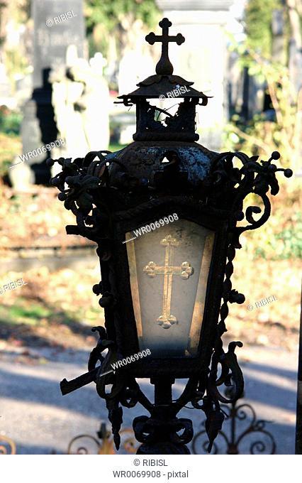 tomb lantern